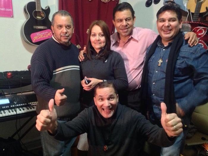EQUIPO DE TRANSMISION DESDE NEW YORK. DE RADIO CATÓLICA INTERNACIONAL