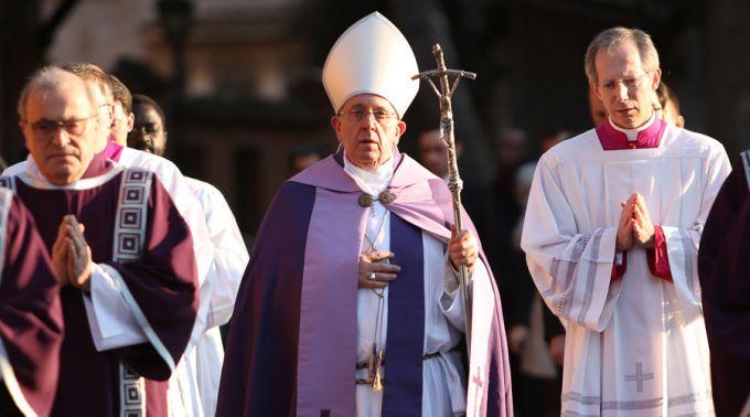 Papa Francisco: En Cuaresma pidamos al Señor un corazón purificado del mal
