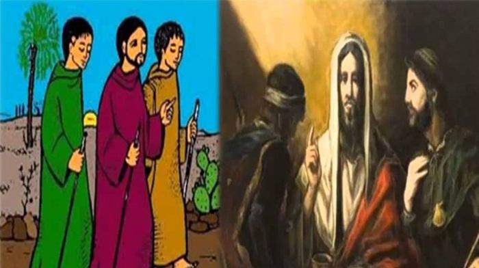 Homilia del domingo 19 DE ABRIL tercer domingo de PASCUA
