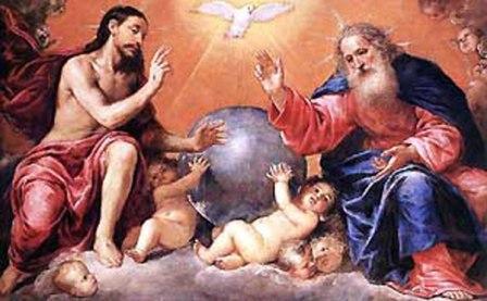 Homilia del dia domingo 31 de mayo/Santisima Trinidad