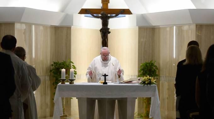 """Papa Francisco alerta del """"virus de la hipocresía"""" y aconseja esto para evitar """"contagio"""""""