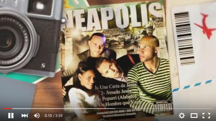 Musica Catolica – Grupo Neapolis – Una carta de Jesus