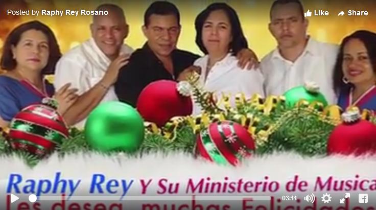 VER VIDEO: REALIZACIÓN DEL PROYECTO DE LA CENA DE NAVIDAD, DE FAMILIAS POBRES. DE RAPHY REY Y SU MINISTERIO