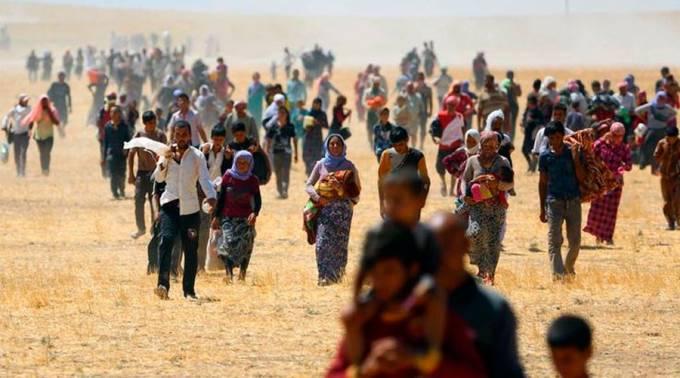 Papa Francisco recuerda al mundo: Hay también una multitud de cristianos entre migrantes