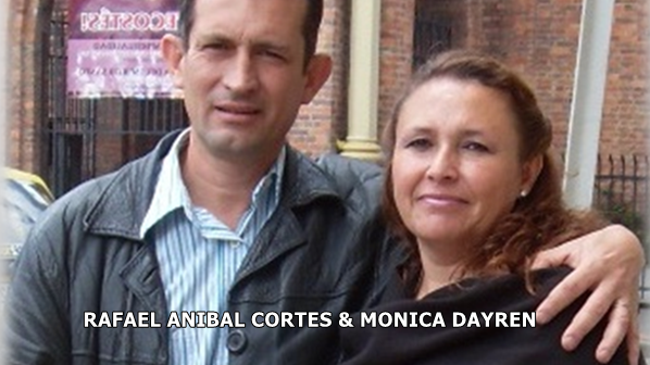 RAFAEL ANIBAL CORTES & MONICA DAYREN