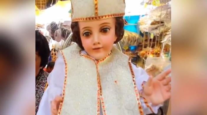 """Sacerdote pide no caer en supersticiones al """"vestir al Divino Niño"""""""