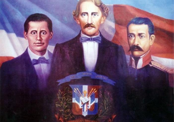 A los Padres de la Patria de Republica Dominicana