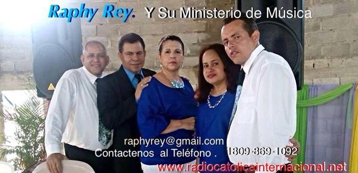 ministerio de musica anunciando el reino