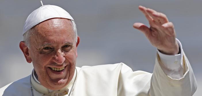 El papa Francisco cumplió tres años de pontificado