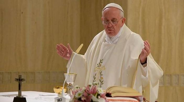PAPA FRANCISCO: La armonía es del Espíritu pero el egoísmo y el amor al dinero destruyen