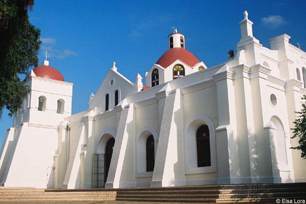 El Santo Cerro de La Vega Rep. Dom.