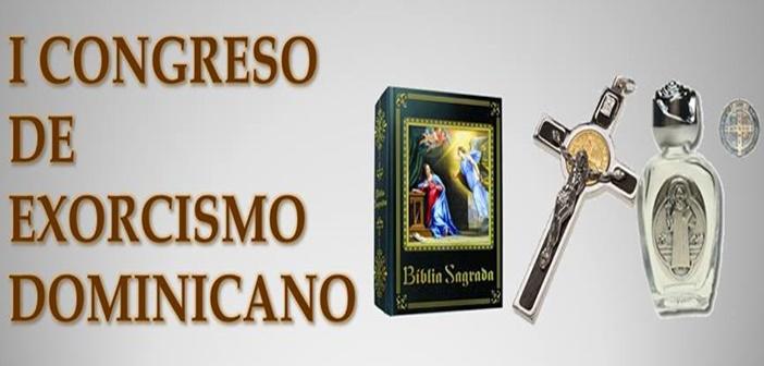 1 Congreso de Exorcismo Dominicano