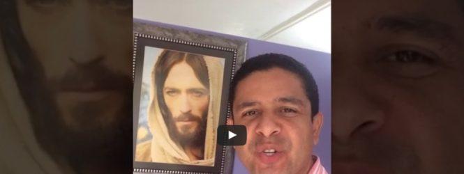 Eric Ramirez cantante y predicador catolico exhorta a ofrendar a Radio Catolica Internacional