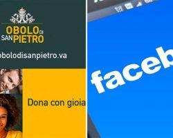 Vaticano estrena cuenta de Facebook para el Óbolo de San Pedro